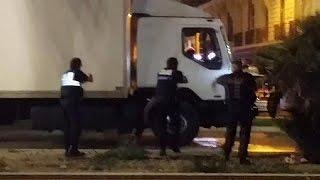 Νίκαια: Ερασιτεχνικό βίντεο από την επέμβαση της αστυνομίας thumbnail