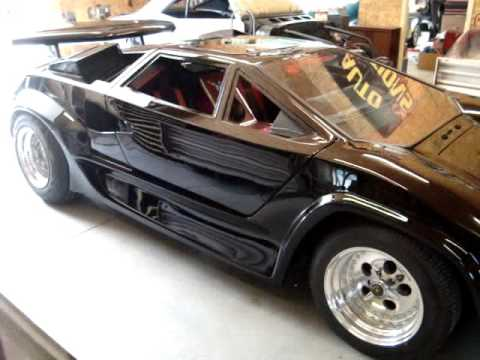 lamborghini countach replica part 15 finale youtube. Black Bedroom Furniture Sets. Home Design Ideas