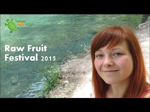 Turtlely Raw Foods - Tina unterwegs: RAW FRUIT FESTIVAL 2015 Spanien