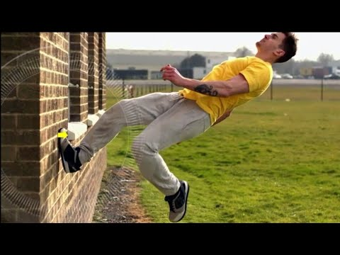 Science of stupid Episode #34 wall backflip