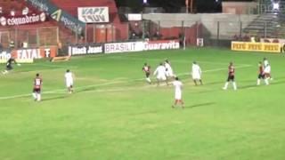 Brasil-RS aplica goleada no Vila Nova em Pelotas