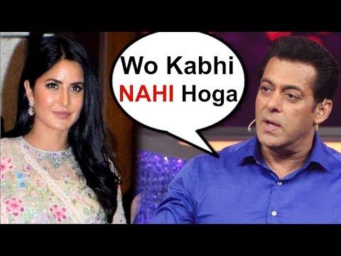 Salman Khan On Marriage With Girlfriend Katrina Kaif Dus Ka Dum Show Launch