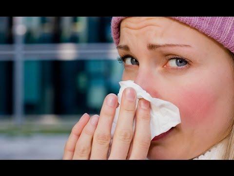 Грудное молоко в нос -