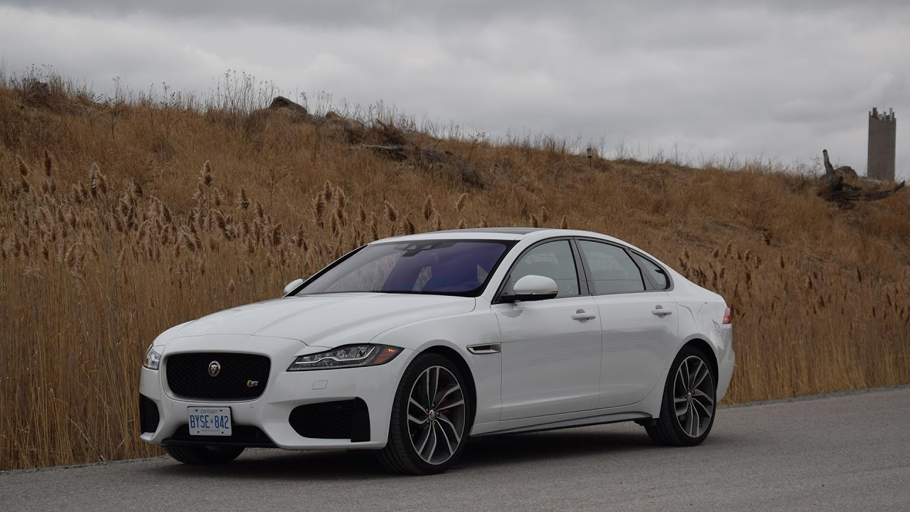 2017 Jaguar Xf S Awd Vs 2 0d R Sport Review