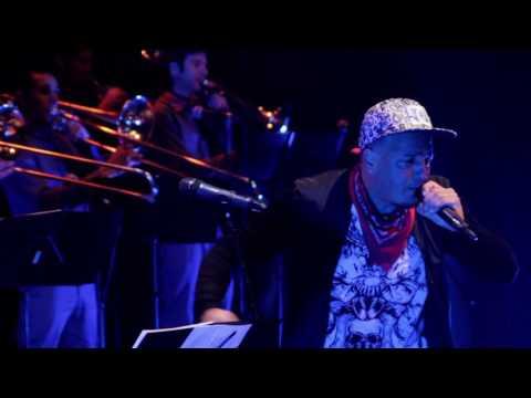 LA VENTOLERA CANDOMBE - Them Belly Fully (B. Marley) - Rap Eduardo Yaguno