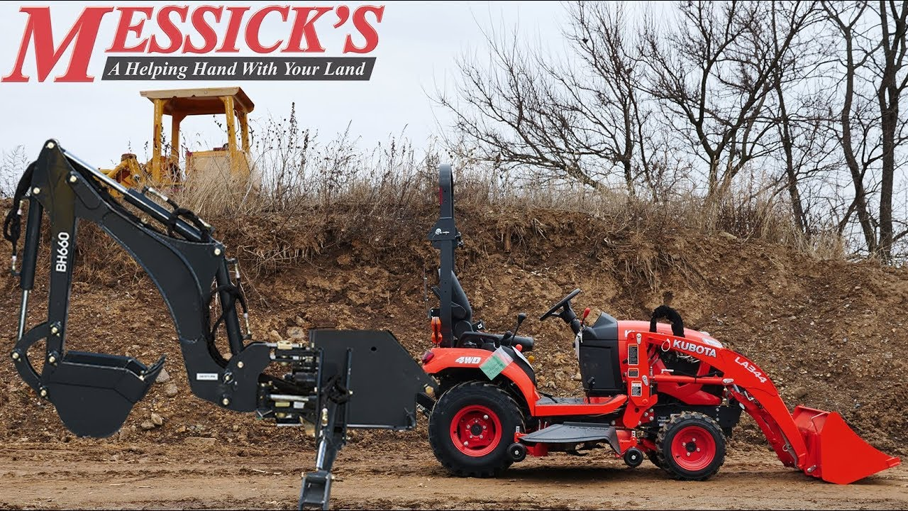 Why You Should Not 3pt Mount A Backhoe Tmt Youtube Electric Trailer Brakes Troubleshooting