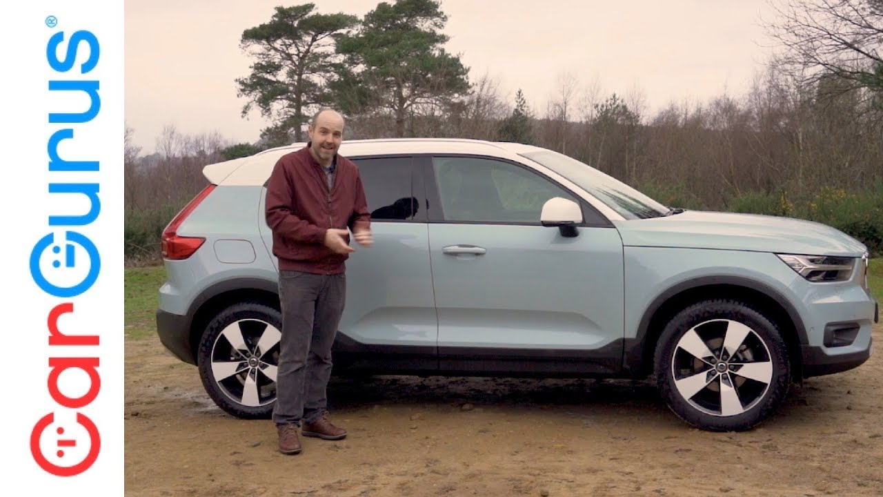 Volvo Xc40 2019 Review A Masterclass In Suvs Cargurus Uk Youtube