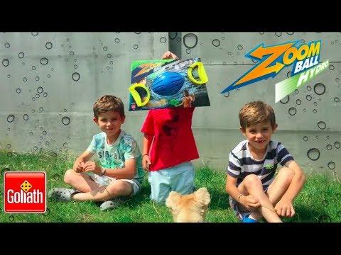 Nouveau ZOOM BALL HYDRO - Goliath - 😂
