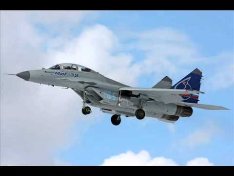 MiG-35 - Russia's Answer to the F-35 ?