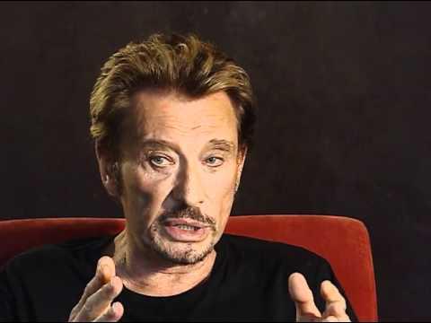 Johnny Hallyday interview à propos du flashback tour