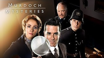 Murdoch Mystery Mansion - Murdoch Mysteries Season 12 Sneak Peek
