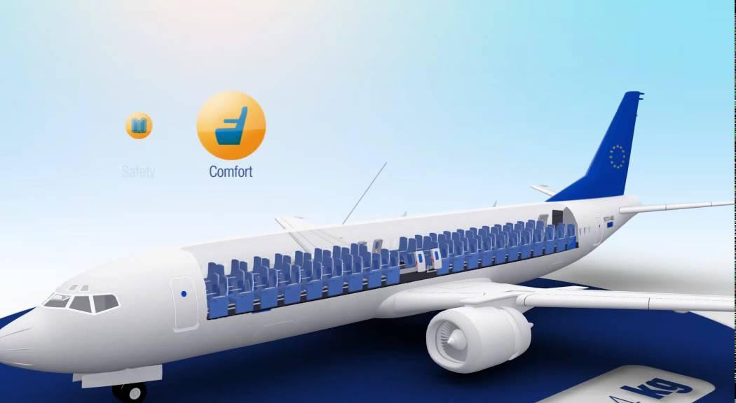 Sabic Innovative Plastics - Aircraft Interior Solution video