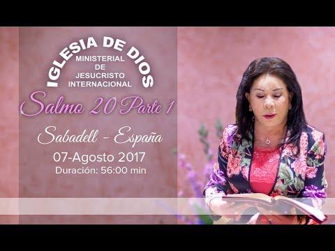 451 - Salmo 20 Parte 1 - Hna. María Luisa Piraquive - IDMJI