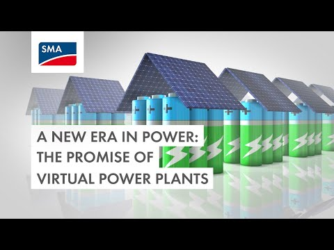 A New Era in Power: The Promise of Virtual Power Plants