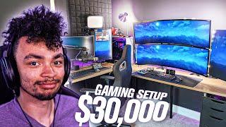 My $30,000 ULTIMATE Gaming & YouTube Setup!