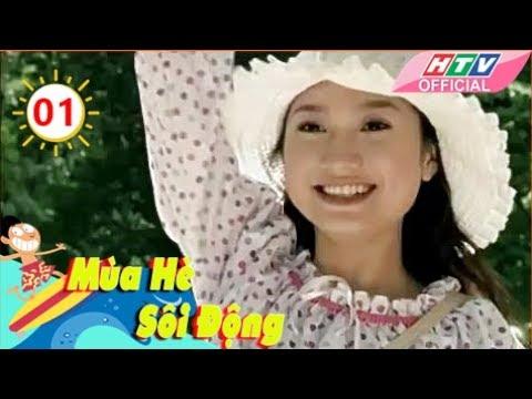 Mùa Hè Sôi Động - Tập 01   Phim Thiếu Nhi Việt Nam Hay Nhất 2017