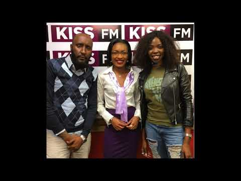 Olive Gachara Talks About Her Journey From Modeling To Owning A Magazine on Kiss 100