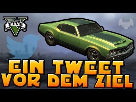 EIN TWEET VOR DEM ZIEL - ♠ GTA V ONLINE SEASON 2 ♠ - Let's Play GTA V Online - Dhalucard