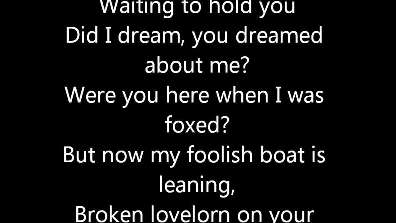 This Mortal Coil - Song To The Siren Lyrics | MetroLyrics