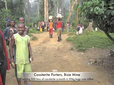 Artisanal Mining in Congo