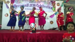 Andangkaka - Diwali 2014 Singapore