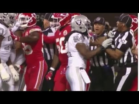 Chiefs vs. Raiders 2017 live results  Scores and highlights from  Thursday  Night Football  38174ee35