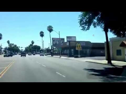 #5121A Bulletin Billboard Anaheim Blvd & Ball Rd California
