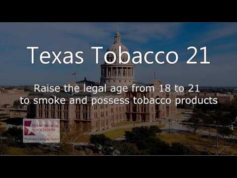 Raise Smoking Age to 21, Cancer Center Physician Urges