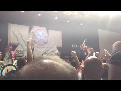 Dual Core - Natural 20s Live at DEFCON 25 July 28, 2017
