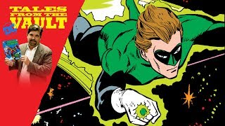 DC Tales From the Vault - Grant Morrison and The Green Lantern