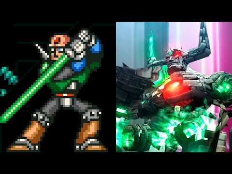 Evolution of Sigma Boss Battles