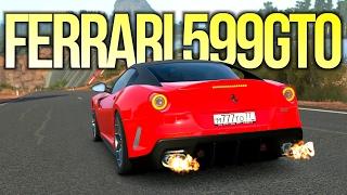 Forza Horizon 3 - Ferrari 599 GTO - Thrustmaster TX Gameplay HD 1080p