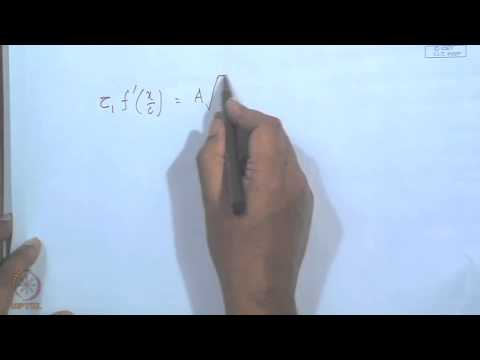 Mod-13 Lec-36 Similarity Rules for High Speed Flows (Contd.)