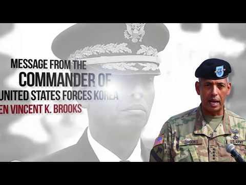 AFN Pacific - GEN Brooks 2ID Centennial PSA
