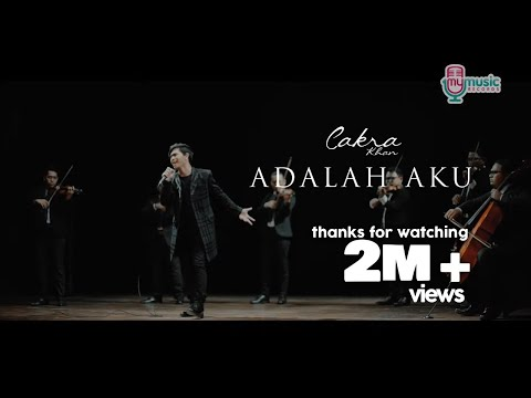 CAKRA KHAN - ADALAH AKU (Official Music Video)