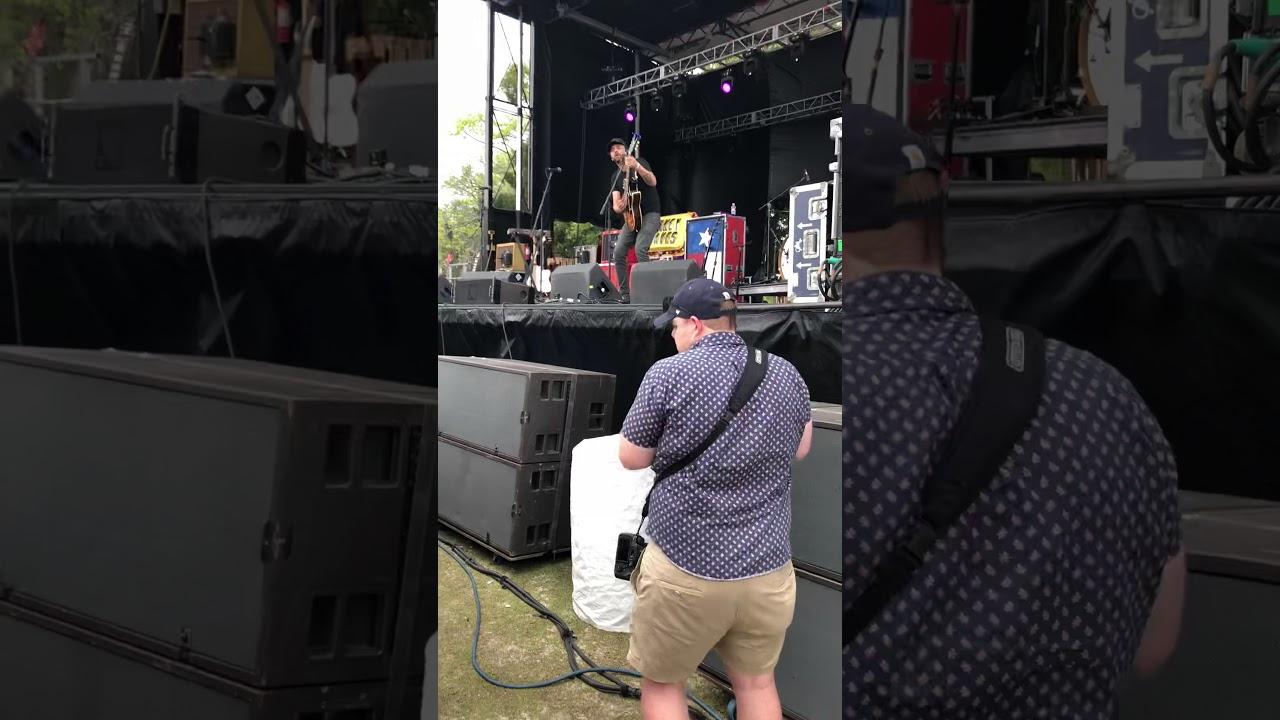 Roll The Bones - Shakey Graves live 4/22/18 at High Water Fest, Charleston, SC