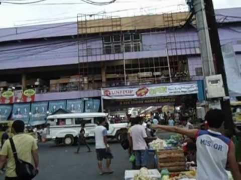 Cogon Market Cagayan De Oro City,  Northern Mindanao Philippines.