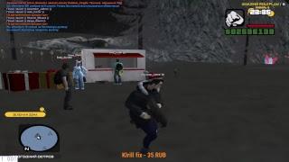 Смотреть видео КРМП | КРИМИНАЛЬНАЯ РОССИЯ | GTA онлайн