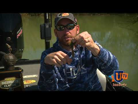 Custom Lure Mods To Catch More Bass - Ott Defoe