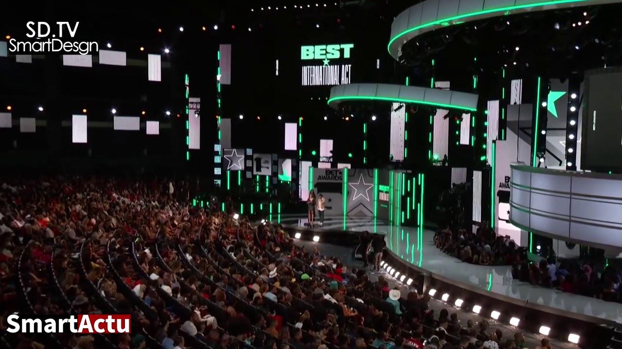 Download INNOSS'B a été nommé aux BET Awards 2020