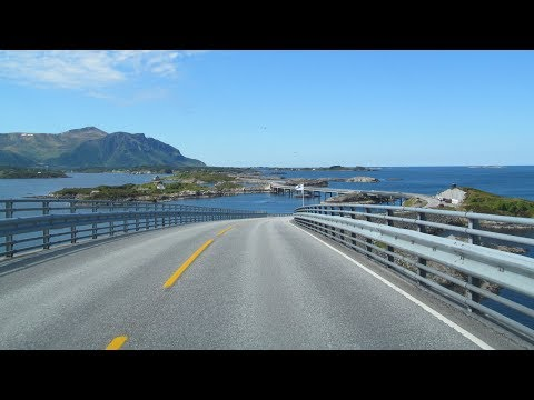 Norway: Atlantic Ocean Road II