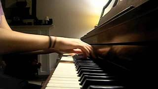 ATWA by System Of A Down piano cover