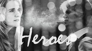 Heroes   Melissa Etheridge & David Bowie   2017