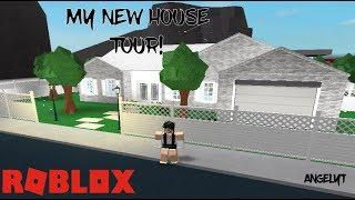MY NEW BLOXBURG HOUSE TOUR!!