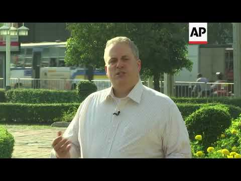 AP's Asia-Pacific news director previews Trump's Asia visit
