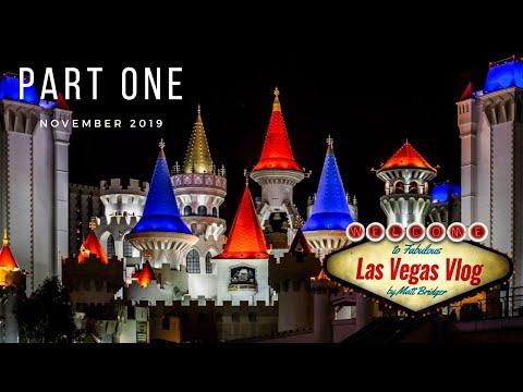 Las Vegas Vlog (18/11/19 - 27/11/19) Part One