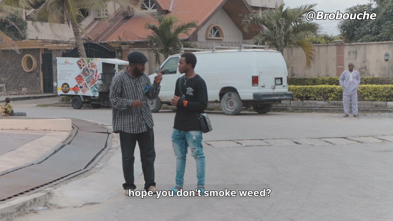 Bro Bouche Comedy – This Cannot Be Real