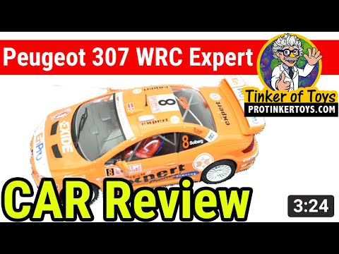 UNBOXING | Peugeot 307 WRC Expert 50466 | Ninco