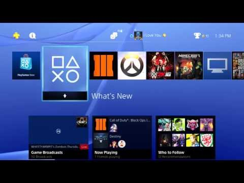 How to Gameshare on PS4 (EASY METHOD) (VOICE TUTORIAL) 2018
