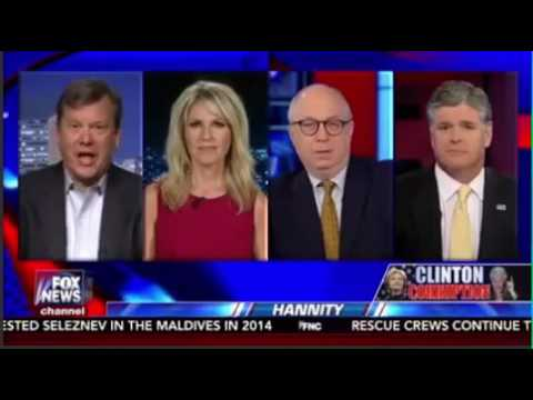 Peter Schweizer on the AP report on Hillary Clinton's schedule with Sean Hannity (Pt. 1)